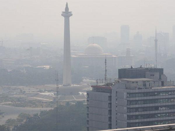 Udara Jakarta Paling Berpolusi di Dunia, Pemerintah Harus Tanggung Rp 50 Triliun