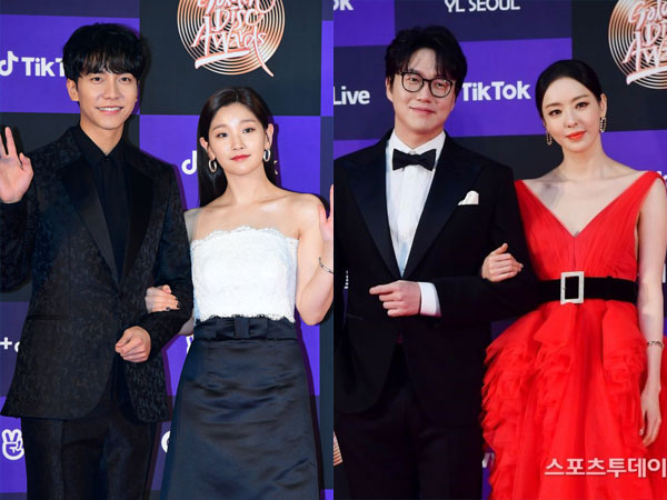 Park So Dam, Lee Seung Gi, Lee Da Hee, dan Sung Si Kyung Kembali Jadi MC Golden Disc Awards