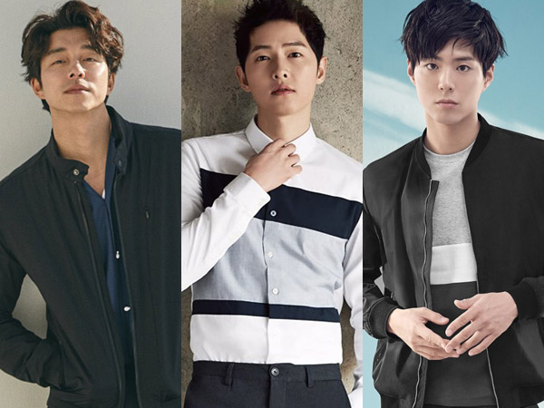 Perbedaan Pesona Gong Yoo, Song Joong Ki, dan Park Bo Gum di Lokasi Syuting