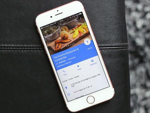 Google Maps Berikan Fitur untuk Permudah Pesan Tempat Buka Puasa