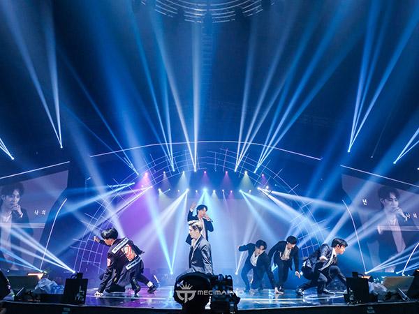 GOT7 Sukses Puaskan Fans Lewat Penampilan dan Fanservice Memukau di Konser #EyesOnYouinJKT