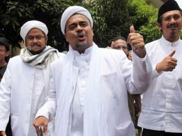 Diam-diam Ternyata Kasus Habib Rizieq Sudah Dihentikan Sejak Februari