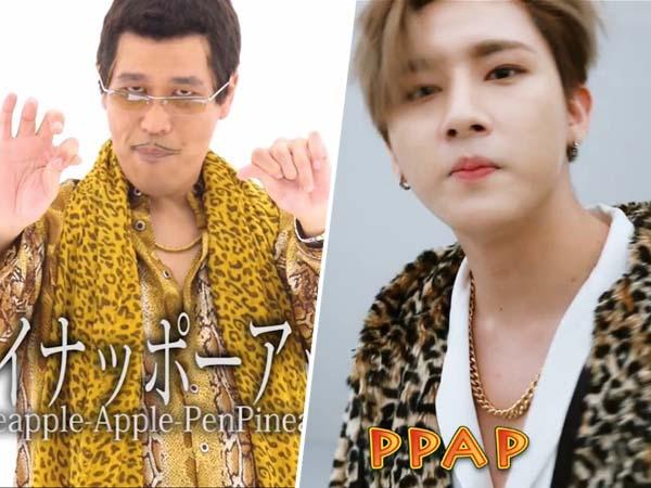Lagi Hits, Lucunya Sederet Idola K-pop Ini Turut Parodikan Video 'PPAP'