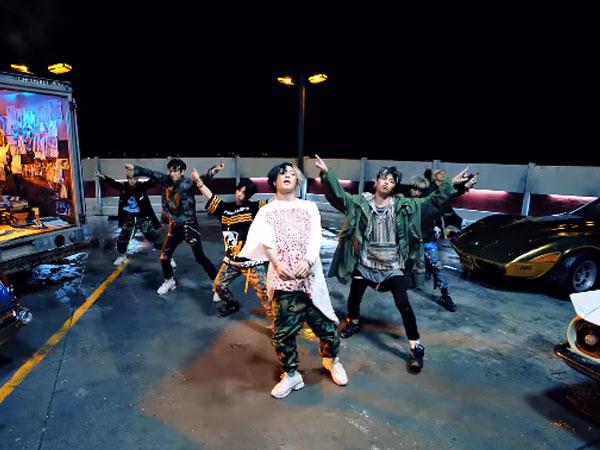 iKON Tampil Futuristik dan Swag Bawakan Konsep Baru di MV Comeback 'Bling Bling'