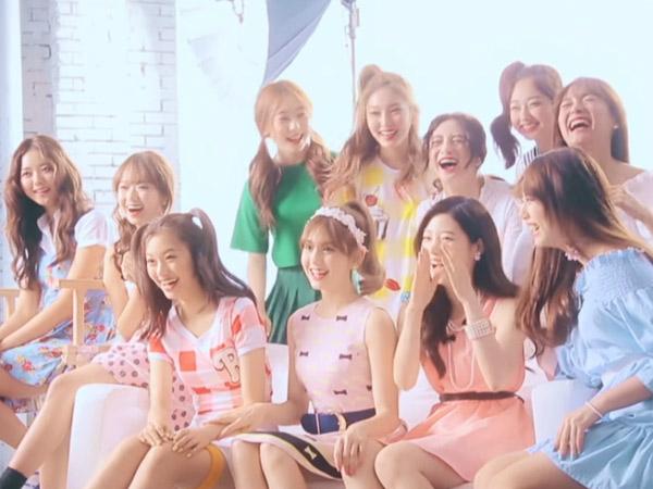 Siap-siap Terharu, Flashback Perjalanan IOI Sebelum Bubar di MV Lagu Terakhir 'Downpour'
