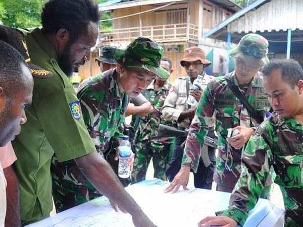 Kesulitan Polisi Menyisir Lokasi Penembakan 31 Pekerja Istaka Karya di Papua