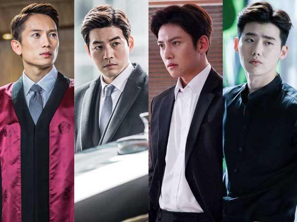 Ji Sung Hingga Lee Jong Suk, Karakter 'Pahlawan Pengadilan' di Drama SBS 2017