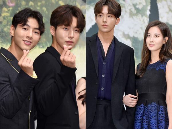 Dukung Nam Joo Hyuk, Ji Soo dan Seohyun SNSD akan Jadi Cameo di 'Weightlifting Fairy'
