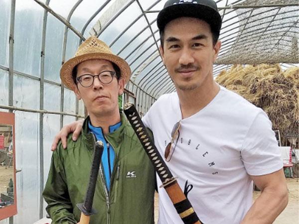 Dikonfirmasi Bintangi 'Swordsman', Joe Taslim Kasih Bocoran Latihan Bela Diri di Korea