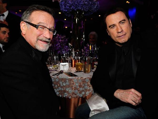 Ini Kenangan John Travolta Dengan Mendiang Robin Williams