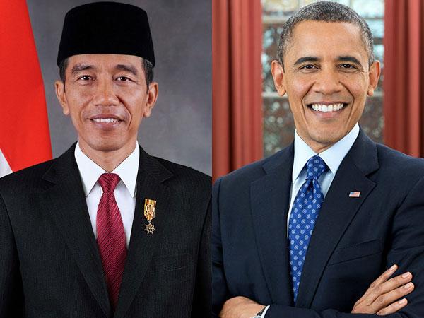Viral Netizen dan Media Asing Sebut Presiden Jokowi Mirip Barack Obama