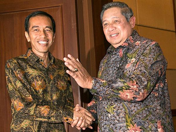 Setelah Prabowo dan Megawati, Akankah Jokowi Undang SBY Ke Istana?