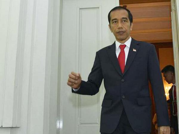Joko Widodo Resmi Dilantik Jadi Presiden Republik Indonesia 2014-2019