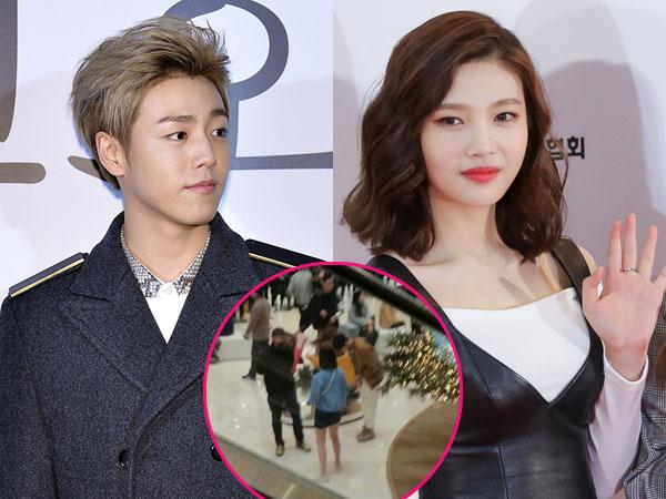 Tayang Bulan Depan, Joy Red Velvet dan Lee Hyun Woo Terlihat Syuting 'The Liar and His Lover'