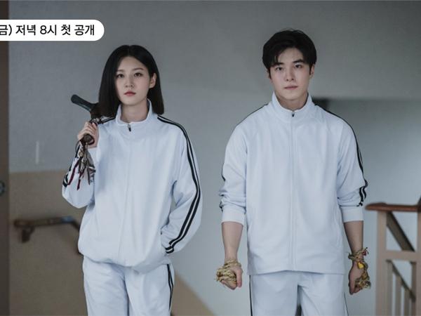 Kim Sae Ron dan Nam Da Reum Siap Perang Membasmi Hantu di Teaser Drama Baru