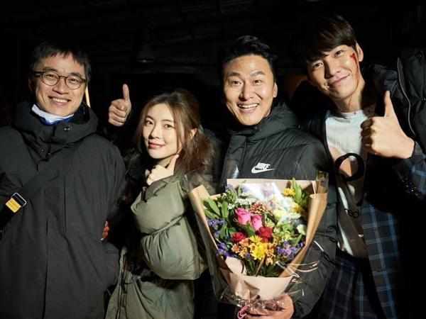 Kim Young Kwang dan Lee Sun Bin Ungkap Pengalaman Akting Dalam Film Aksi 'Mission Possible'
