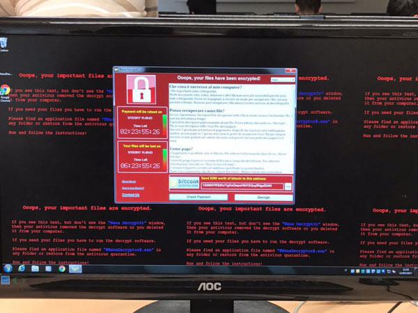 Microsoft Salahkan Pemerintah AS Atas Mewabahnya Ransomware WannaCry