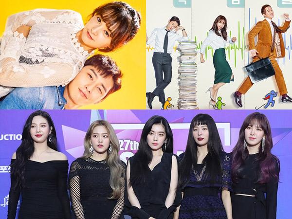 Inilah Tayangan Drama Hingga Pengisi Acara Terbaik Menurut Asosiasi Produser di Korea