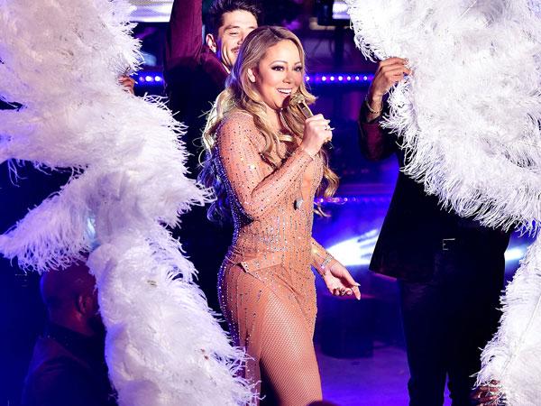 Tiket Konser Mariah Carey di Las Vegas Dikabarkan Tidak Laku?