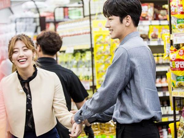 Manisnya Chemistry di Balik Layar Ji Chang Wook dan Nam Ji Hyun Bak Pengantin Baru!