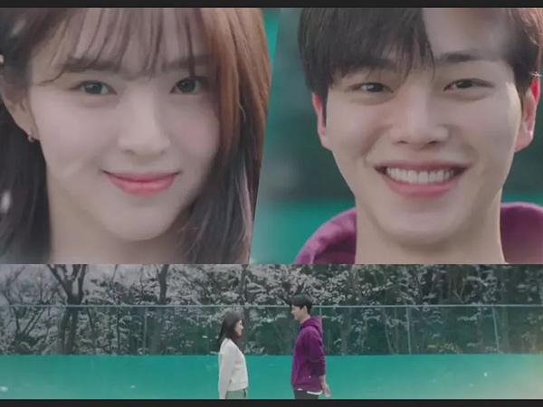 Han So Hee dan Song Kang Malu-Malu Tebar Senyum di Teaser Drama 'Nevertheless'