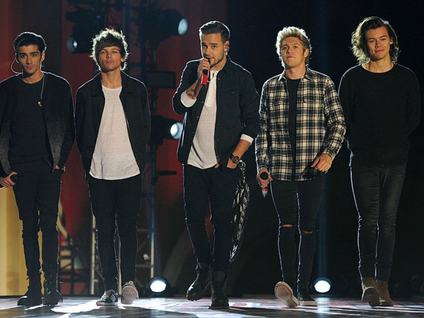 One Direction Lebih Suka Jalani Tur Konser Saat Musim Panas?