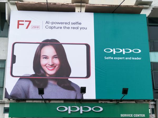 Oppo F7 Segera Meluncur di Indonesia, Intip Bocoran Spesifikasinya