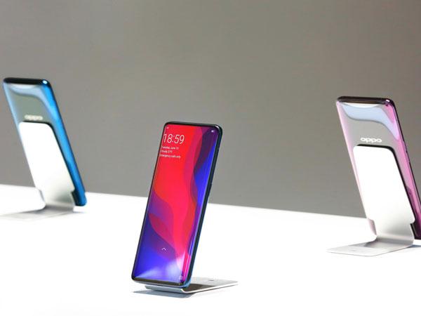 Oppo Resmi Rilis Smartphone Full Screen Berteknologi Tinggi, Find X