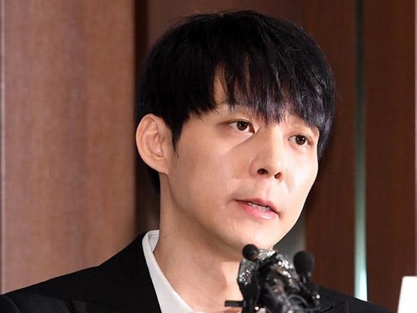 Positif Narkoba, Park Yoochun Didepak dari Agensi C-Jes Entertainment