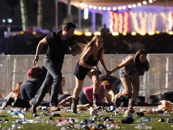 Begini Klaim Penembakan Las Vegas yang Jadi Serangan Paling Brutal di Amerika Serikat