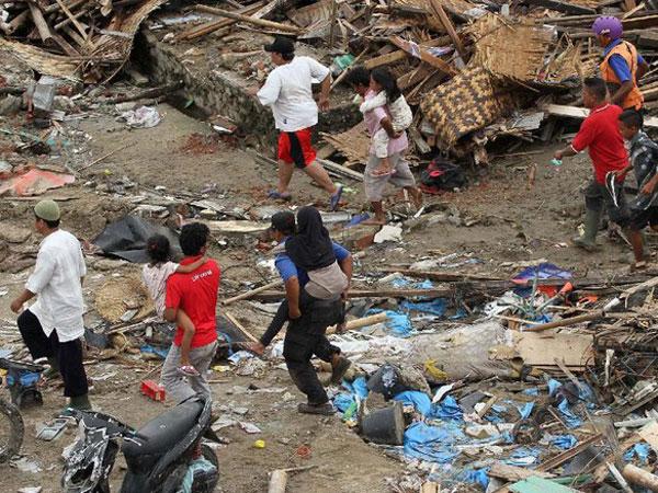 Bocoran untuk Penyumbang, Kebutuhan Inilah yang Paling Diperlukan Oleh Pengungsi Korban Tsunami Banten
