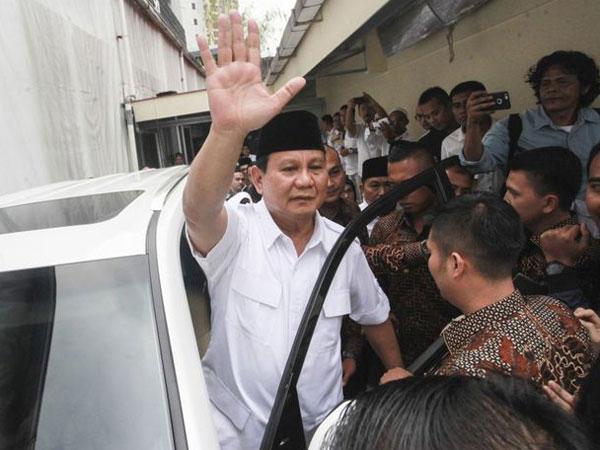 Resmi! Prabowo Memulai Arena Pilpres 2019 dengan Dicalonkan Sebagai Presiden oleh Gerindra