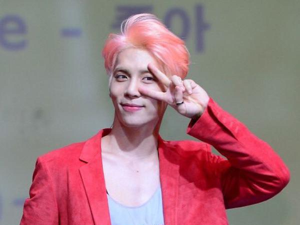Beredar Rekaman Aktifitas Jonghyun SHINee Sebelum Insiden Bunuh Diri