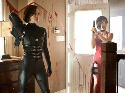 Resident Evil Singkirkan Finding Nemo dari Puncak Box Office
