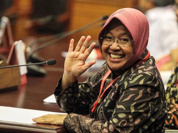 Tanggapan PDIP Soal Risma yang Tolak Gantikan Anas di Pilgub Jawa Timur