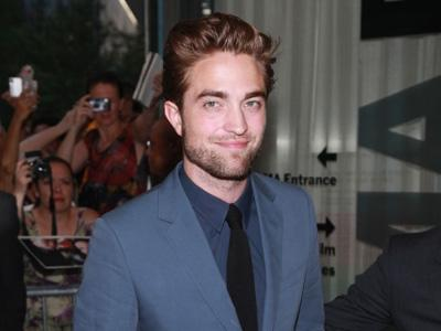 Robert Pattinson Hadiri Premiere Film Cosmopolis