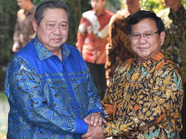 Hanura Soal Demokrat Tetap Dukung Prabowo: Kok SBY Pilih Kardus Kosong?