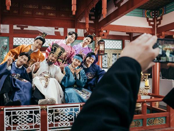 Intip Kocaknya Aksi Para Pemeran Di Balik Layar Drama 'Scarlet Heart'!