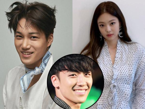 Kai dan Jennie Resmi Pacaran, Video Seungri Ini Jadi Sorotan Netizen