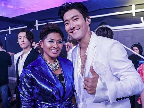 Cerita Kocak Dira Sugandi Yang 'Dimodusin' Siwon Super Junior