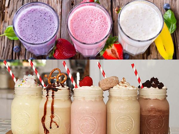 Sering Dianggap Mirip, Apa Beda Smoothies dan Milkshake?