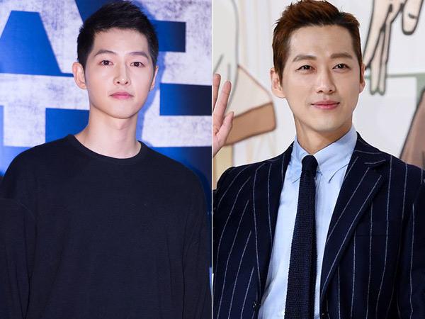 Song Joong Ki dan Nam Goong Min Siap Tebar Pesona di Drama 'Man To Man'!