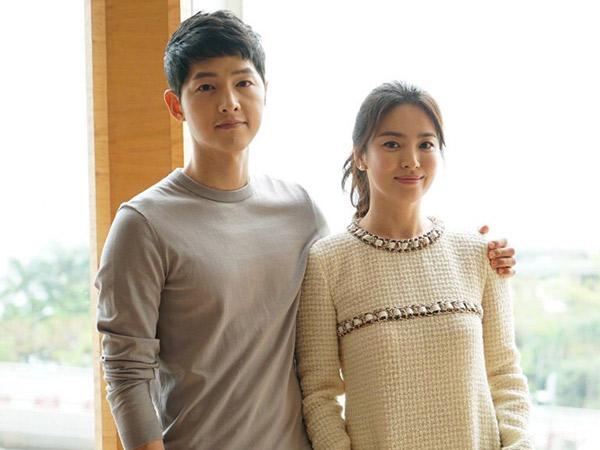 MBC Beberkan Bukti Kebersamaan Song Joong Ki dan Song Hye Kyo di Bali!