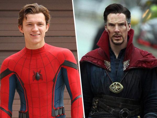 Foto Ini Jadi Bukti Spider-Man Pasti Ambil Bagian di 'Avengers: Infinity War' dan bertemu Doctor Strange?