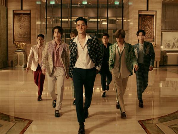 Usung Konsep Latin Lagi, Lagu 'One More Time' Super Junior Rajai iTunes Berbagai Negara