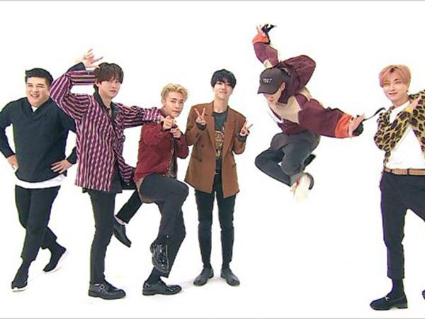 Tonton Aksi Kocak Super Junior Saat Lakukan Random Dance di 'Weekly Idol'