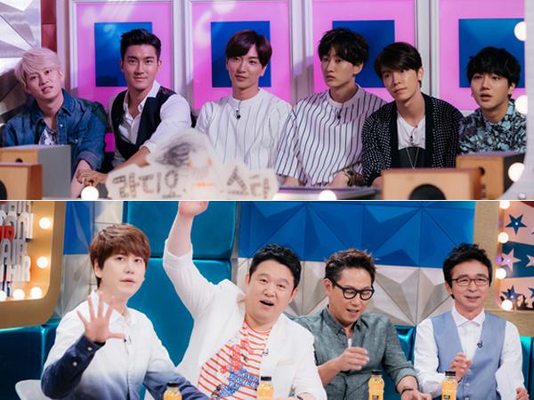'Buka-bukaan' Super Junior di 'Radio Star' Soal Pernikahan Sungmin Hingga Ingin Tukar Member EXO