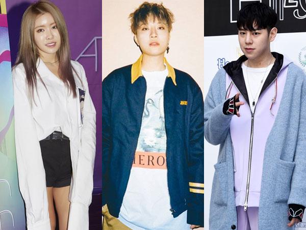 Suran, Penomeco, dan Artis Million Market Lainnya Kini di Bawah Naungan SM Entertainment