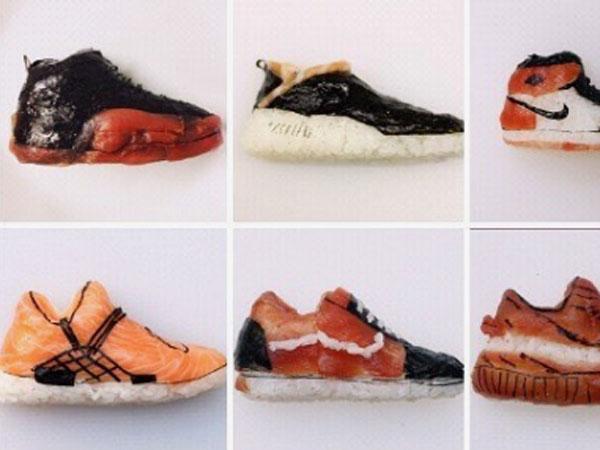 Soe-shi, Sushi Menggemaskan Bentuk Sepatu yang Tengah Hiasi Media Sosial!