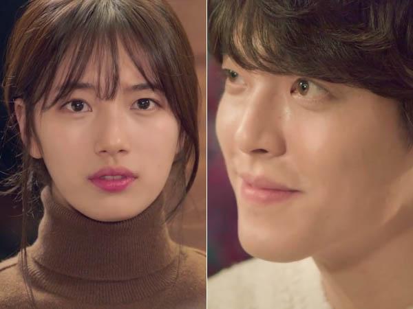 Suzy miss A dan Kim Woo Bin Penuh Ketegangan di Teaser Pertama Drama 'Uncontrollably Fond'